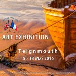 Exposition Teignmouth 2016 Art Trégor