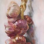 Marijane Le Goaster - Acrylique sur toile