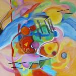 Huile - Patricia SANNIER
