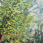 Été - huile sur toile - Jean-Marc Auzizeau