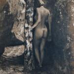 cyanotype -Michel Adnot - photographie numérique - Procédés anciens