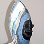 Poisson 2 ceramiques-raku-Manick Lassalle