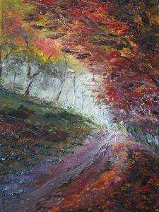 les cotes des toiles automne