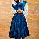 Breizh baiser - Acrylique - Marie-José Le Gall - Art Trégor
