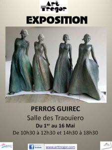 Exposition Perros-Guirec Art Trégor 2016