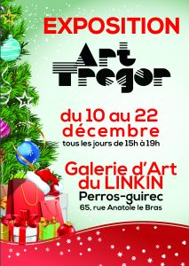 affiche noel ArtTregor 2016