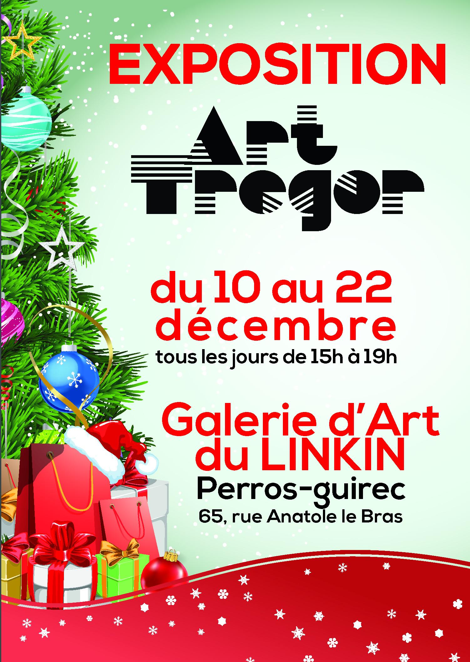 Exposition Galerie d'Art du Linkin Noël 2016