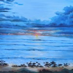 Maurice Marreau - huile sur toile