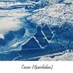 L'assec-cyanotype - Photographie numérique