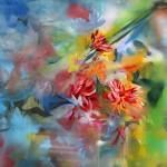 Bouquet - Aérosol - Art Trégor