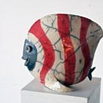 Poisson - ceramiques-raku-Manick Lassalle