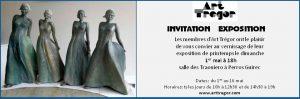 Art Trégor invitation Traouiero 2016