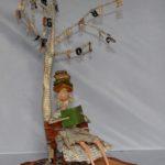 Artiste sculpteur - Bigoud'Littéraire : sculpture en papier