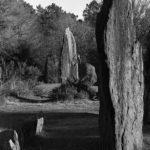 Mégalithes - Tirage argentique - 18x24 cm - Jean-François Frelin